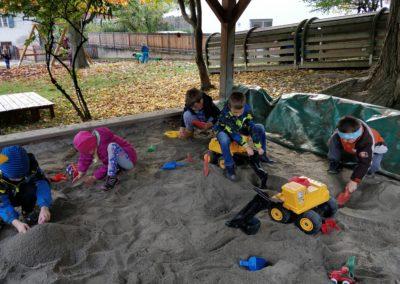 Besuch im Kindergarten 1