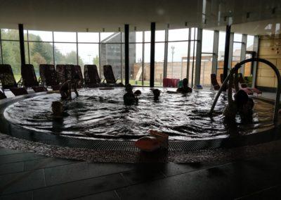Schulschwimmen 1. Semester 1