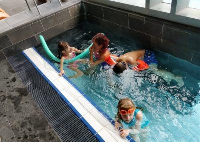 Schulschwimmen 1. Semester 2